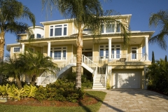 luxurious executive Mansion with beach front access in central Florida