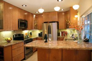 Redo Kitchen Cabinets Brandon, Refacing | Morgan Exteriors