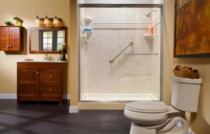 Tub to Shower Conversion Wesley Chapel FL